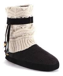 womens slipper boots size 9 slippers size 9 exle s sherpa lined sweater