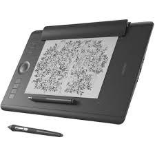 Tablette Graphique Wacom Intuos Pro Tablette Graphique Intuos Pro Paper Edition Pth 860p S Wacom Pas