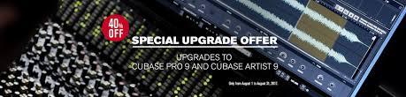 special upgrade offer steinberg
