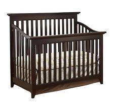 Sorelle 4 In 1 Convertible Crib Sorelle Montgomery 4 In 1 Convertible Crib Espresso Ebay