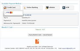 email mandiri mandiri e cash test data globalpay rest api