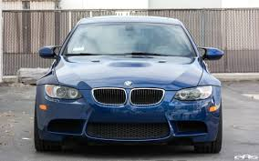bmw modified lemans blue bmw e92 m3 gets modified at european auto source