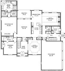 House Plans And Designs For 3 Bedrooms Open Floor Plan House Designs 3 Bedroom Open Floor House Plans