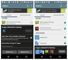 rooting apps for android how to backup and restore app data with or without root androidpit