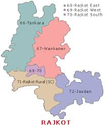 map of rajkot go darpan