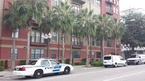 Orlando Crime Map by Crime Scene Units At Downtown Orlando Apartment Complex Orlando