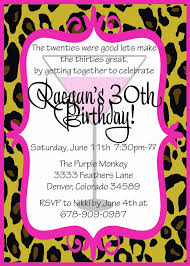 birthday invitation words 30th birthday party invitation wording sles hpdangadget
