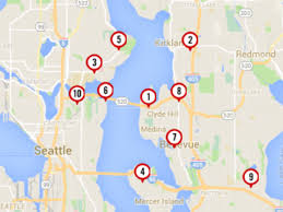 Sound Map Let U0027s See The Least Expensive Homes For Sale In Puget Sound U0027s Most