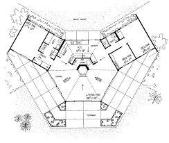 unique home plans dazzling hexagon home design plan 0867w unique house with