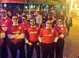 spotted fancy dress stag do ideas london