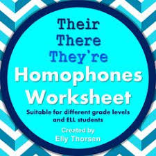 homophones worksheet using to too and two correctly ell
