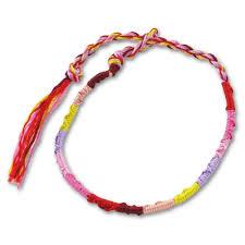 braid knot bracelet images Indian braid bracelet knots 3 5mm rose purple x1 perles co jpg