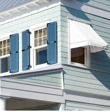 Awning Sunbrella The Practical Appeal Of Window Awnings Arts U0026 Crafts Homes And