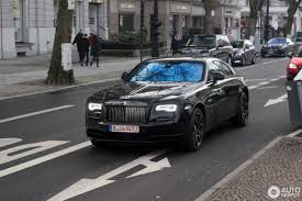 rolls royce badge rolls royce wraith black badge 4 february 2017 autogespot