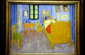 la chambre à coucher gogh chambre jaune gogh description l impressionnisme biographie de