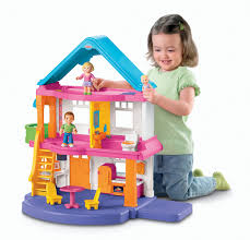 Dolls House Furniture Sets Fisher Price My First Dollhouse Review