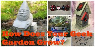 Geek Doormat How Does Your Geek Garden Grow Twin Cities Geek