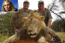 mia farrow tweets address of man who killed cecil the lion page six
