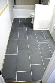 tile flooring designs 12x24 slate tile flooring with best 25 ideas on pinterest bathroom