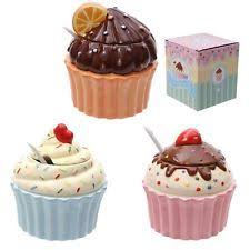 cupcake canisters for kitchen cupcake 3 tier stacking canister set i want this cupcake