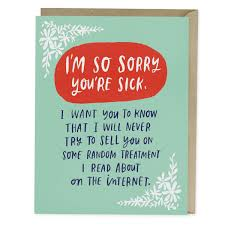 Mcdonalds Invitation Card One More Chemo Down Empathy Card Emily Mcdowell Studio