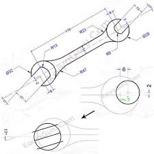 tutorial autocad line tutorial dasar autocad circle line copy trim move rotate