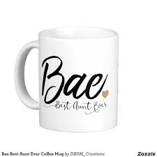 bae best aunt ever coffee mug u2026 pinteres u2026