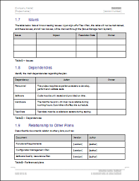 test plan template free templates forms and checklists