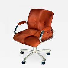 steelcase co mid century desk chair by steelcase