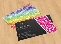 Business Cards Ideas For Graphic Designers Creative Business Card Design Ideas Entheos