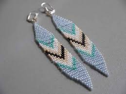 earrings diy diy beaded tribal earrings pumps iron