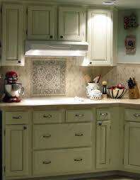vintage kitchen tile backsplash vintage cupboard ideas images best kitchen backsplash designs
