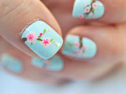 best 20 cherry blossom nails ideas on pinterest spring nail art