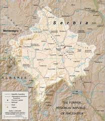 Map Of Concentration Camps In Germany by Kosovo Holocaust