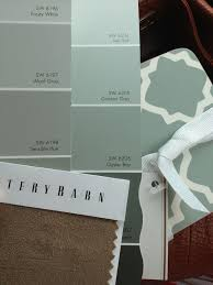 sherwin williams oyster bay for the dining room and sensible hue