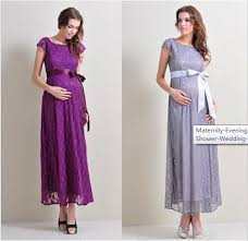 formal maternity dresses new lace maternity evening dresses for women