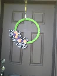 easy halloween wreath kim u0027s crafting corner come and craft
