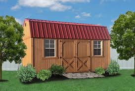 treated wood sheds u2014 liberty storage solutions
