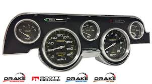 mustang custom gauges custom bezels for 67 68 mustangs from motorator