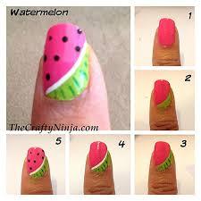 16 nail art tutorial you cant resist aha daily