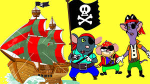 rat a tat u0027pirates of the secret sea u0027 chotoonz kids funny cartoon