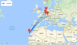 Stuttgart Germany Map by Fly U0026drive Flights From Germany To Gran Canaria Car Hire From