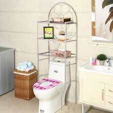 Medicine Cabinet Above Toilet Over The Toilet Storage Cabinets Wayfair