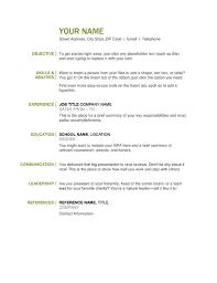 simple resume office templates resume template simple 30 basic templates gfyork shalomhouse us