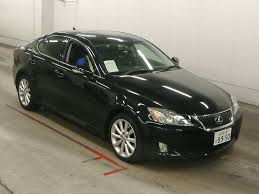 lexus is350 f sport uk 2009 lexus is350 version l japanese used cars auction online