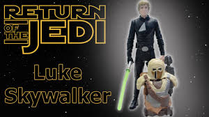 star wars episode vi return of the jedi toys luke skywalker toy