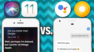 does android siri android o assistant vs ios 11 siri 2017