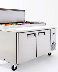 Pizza Prep Tables Pizza Prep Table U2013 Atosa Catering Equipment Inc