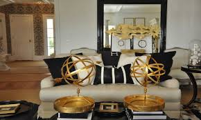 black and gold dining room vintage sofa set design ideas white