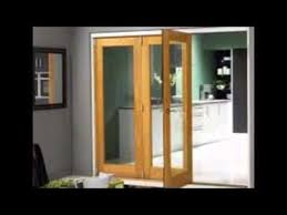 Tri Fold Doors Interior Folding Doors Interior Youtube